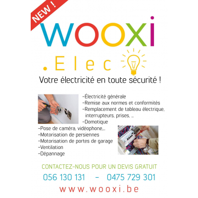 Wooxi Electricien